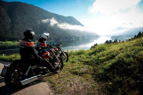Oberdrauburg Gasthof Post | Motorradfahren in Kärnten